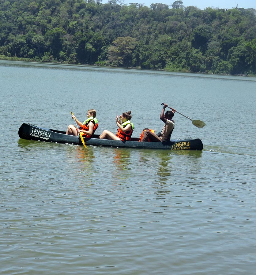 Lake Duluti Tour
